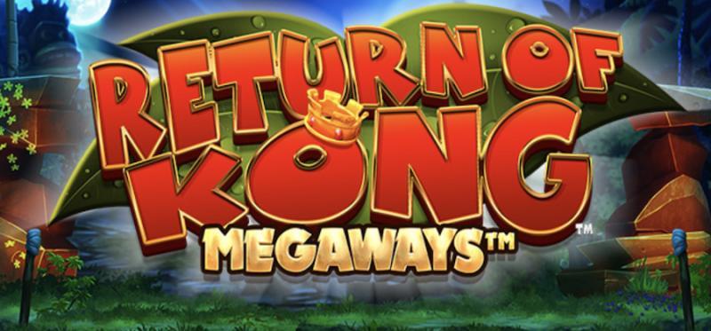 Return of Kong Megaways ผจญภัยไปในป่าแสนสนุกกับเจ้าคอง