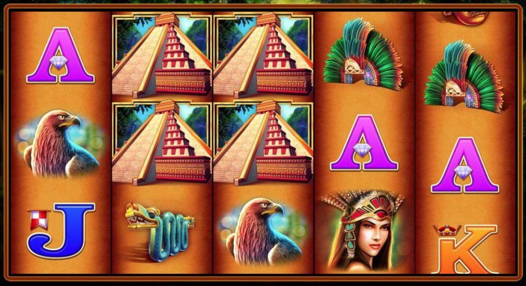 Montezuma-เกม